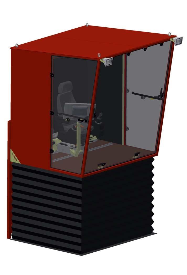 SERRA-Bedienung-Luxuskabine-ProComfort-Plus1 Operators stands