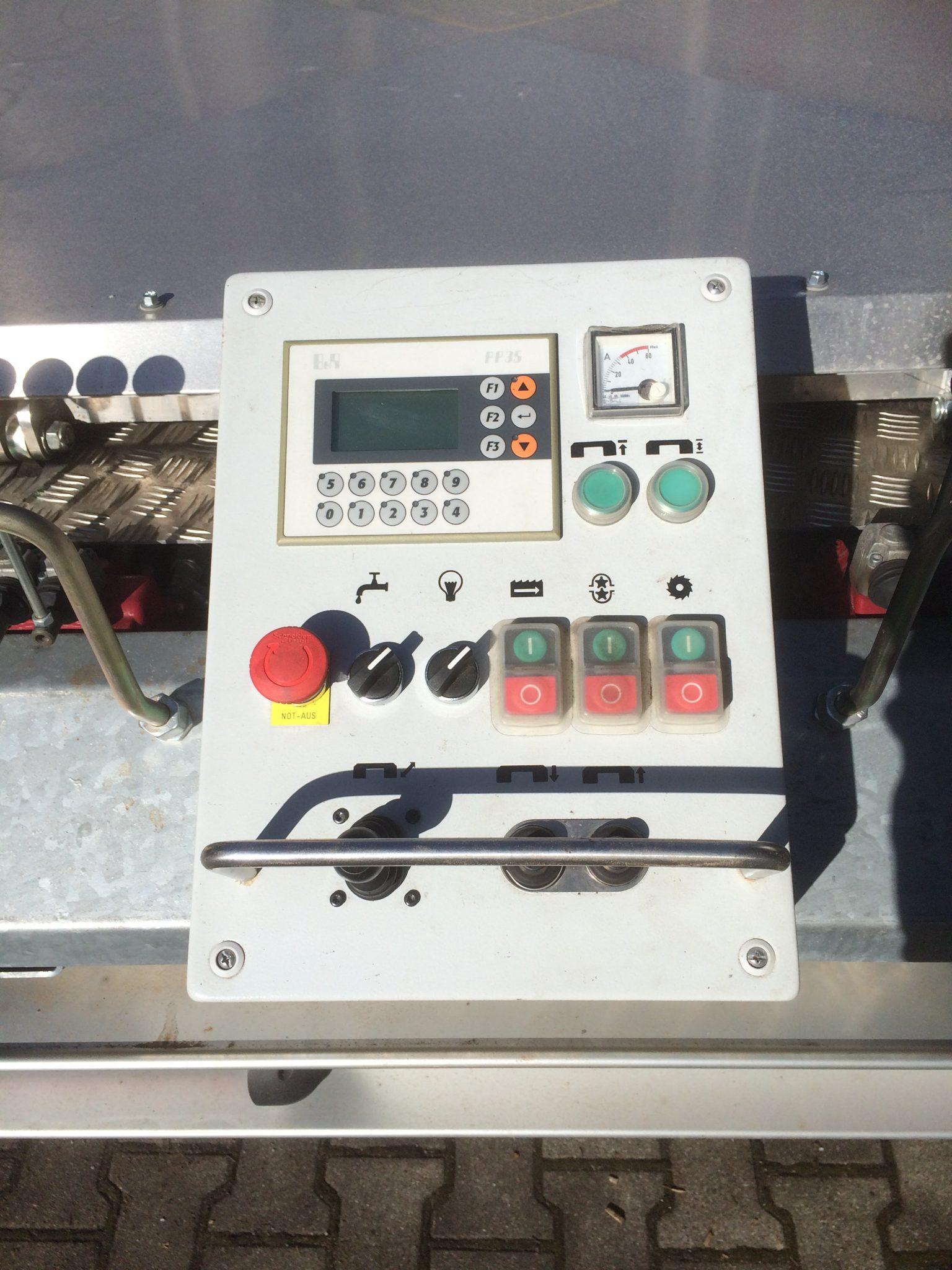 SERRA-POSI-Classic Computerized controls